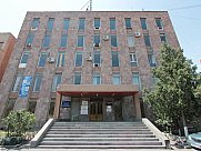 Գրասենյակային շենք, Երևան, Էրեբունի