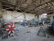 Production area, Yerevan, Erebouni