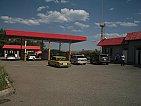 Gas station, Yerevan, Davtashen