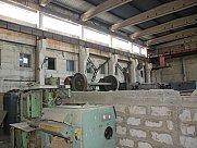 Production area, Yerevan, Shengavit